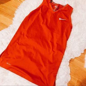 Nike DRIFIT tank size small.